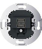 Bakeliet USB lader inbouw